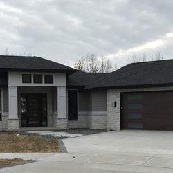Photo of Adams Door Inc - Iowa City IA United States & Adams Door Inc - Get Quote - Garage Door Services - 3486 Dolphin Dr ...