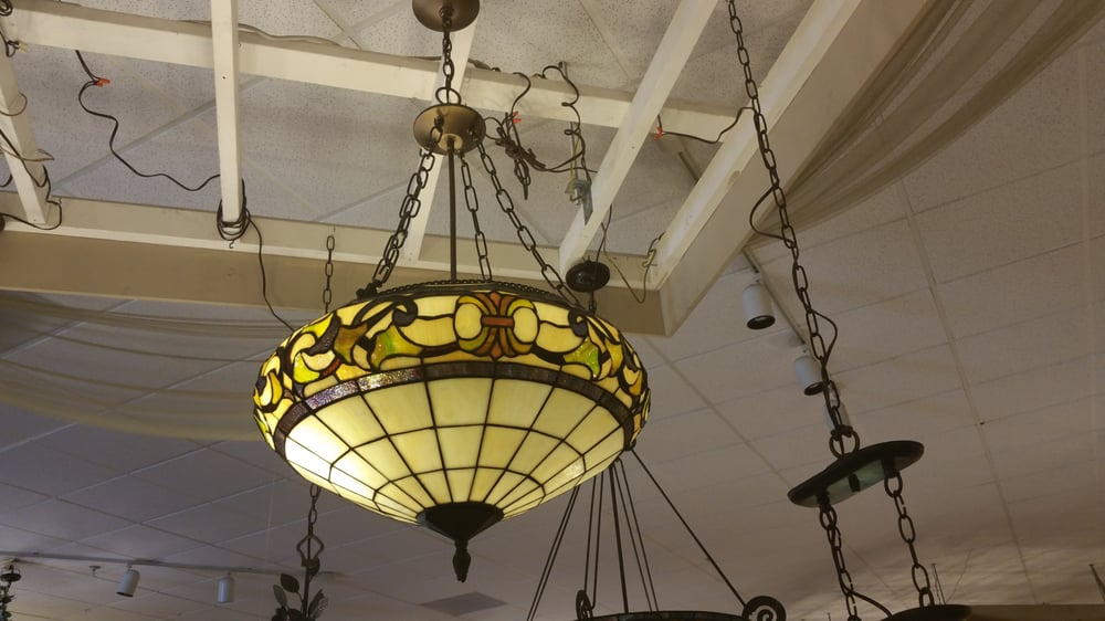 Tiffany Lampen Outlet : Dale tiffany outlet store 38 photos & 21 reviews home decor