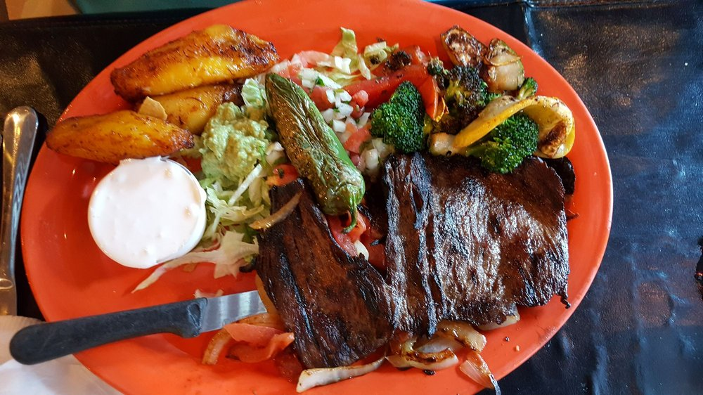 Tequila's Mexican Grill & Cantina: 401 S Fort Harrison Ave, Clearwater, FL