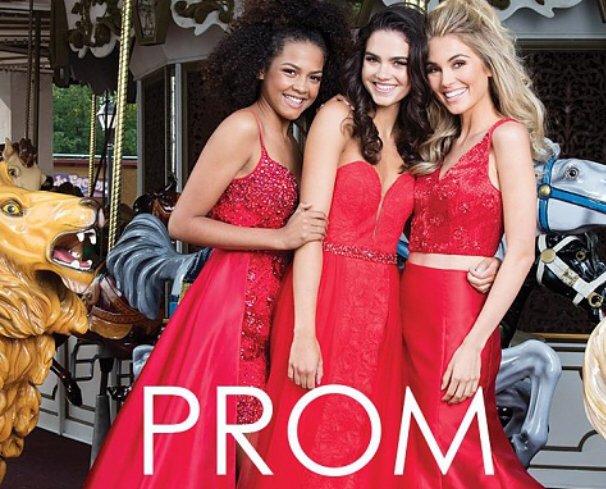 Andrea's Prom & Bridal: 261 E Main St, Jackson, OH