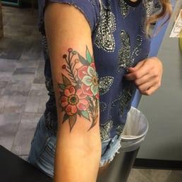 Aces tattoos 15 photos 37 reviews tattoo 1776 for Tattoo shops denton tx