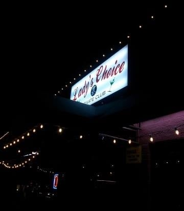 Lady's Choice: 3022 W Davis St, Dallas, TX