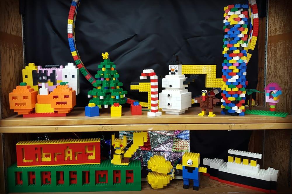 Lego clubs on mondays! - Yelp