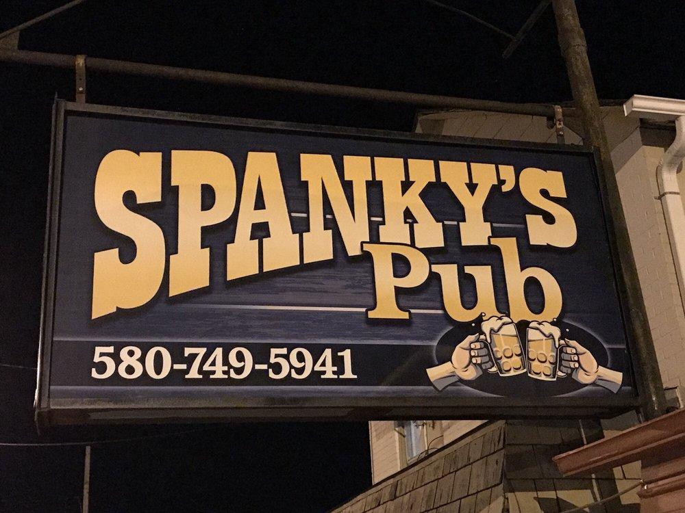 Spanky's Pub: 1006 S Waverly St, Ponca City, OK