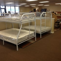 Photo Of The Central Stop   Spokane, WA, United States. Metal Bunk Beds