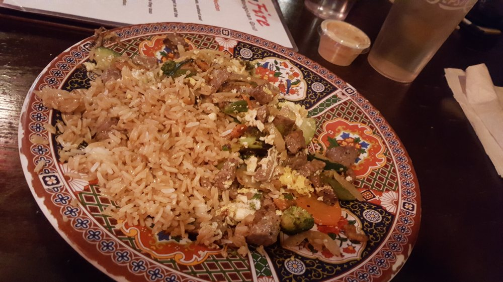 Social Spots from Crazy Fire Mongolian Grill