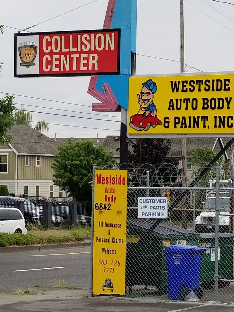 Westside Auto Body & Paint