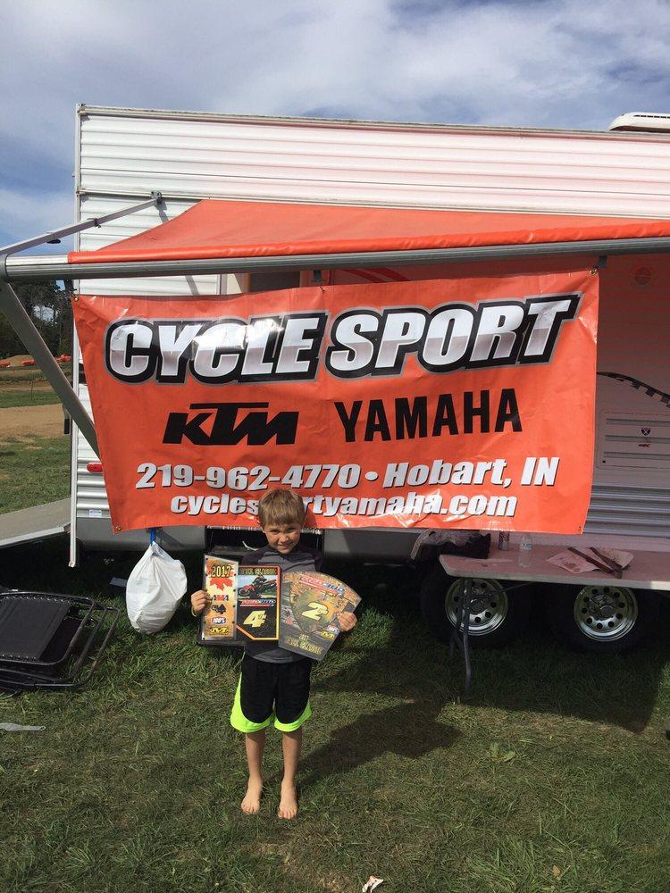 Cycle Sport Yamaha: 8544 E US Highway 6, Hobart, IN