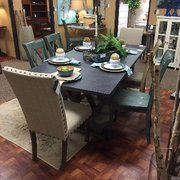 Model home furnishings boise id