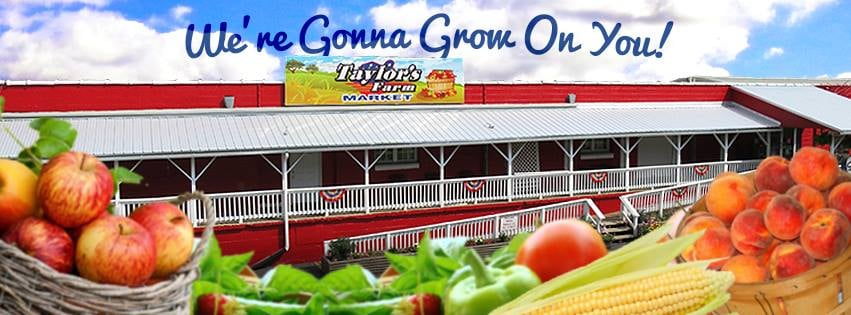 Taylor's Farm Market: 178 Pilgrim St, Inwood, WV