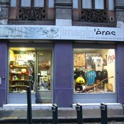 Imaginaire Magasin imagin'ères - 22 avis - librairie - 17 rue sainte-ursule, esquirol