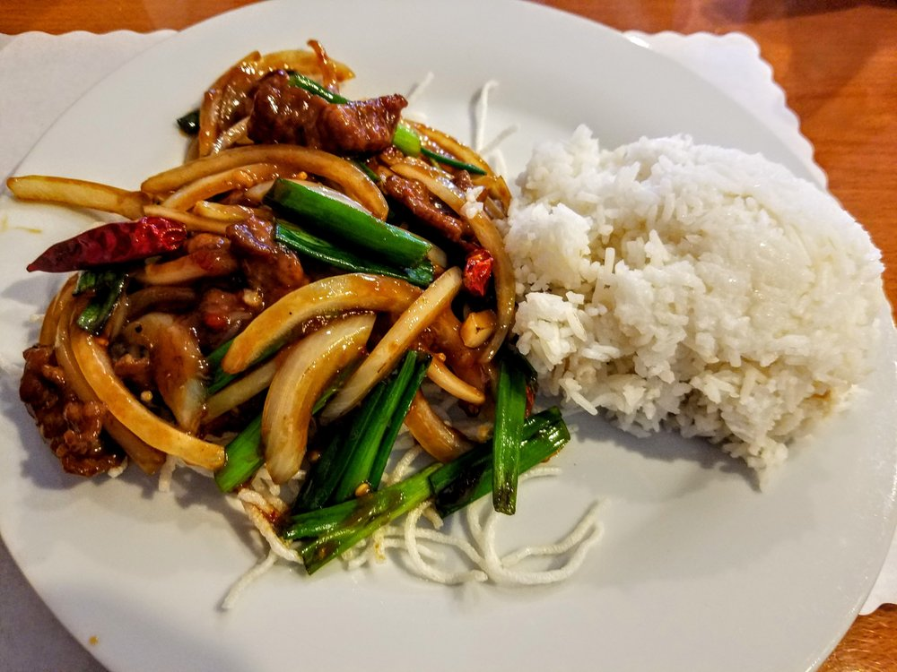 China Garden: 614 5th Ave, Belle Fourche, SD