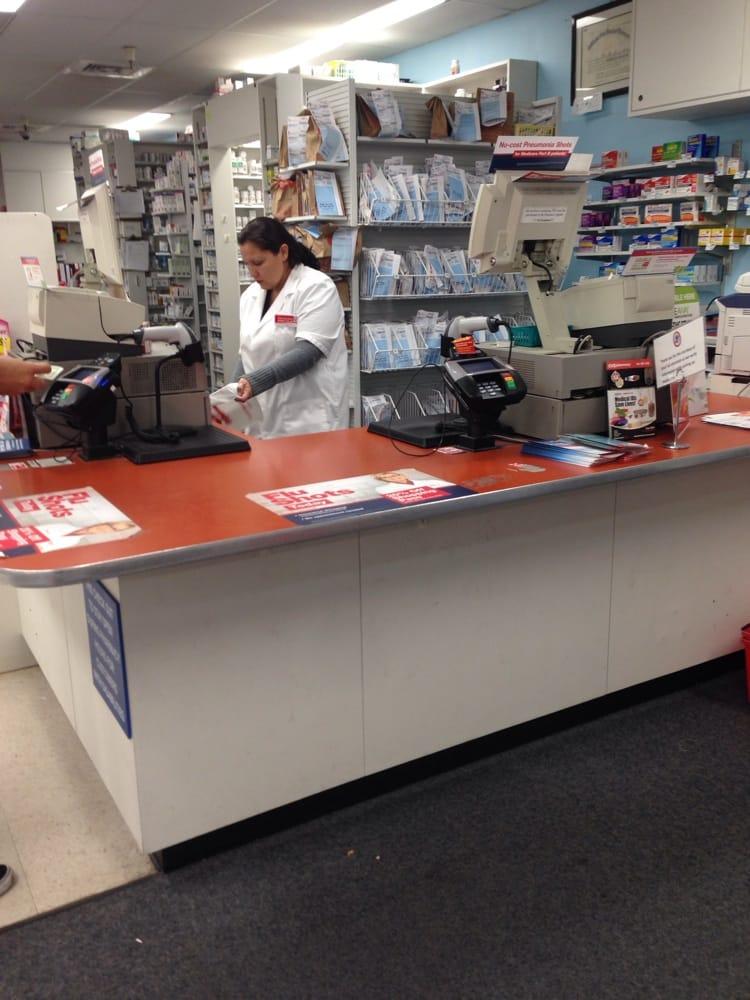 This Pharmacy Tech needs a training class on customer service! - Yelp