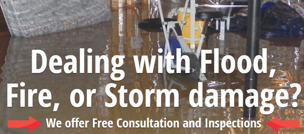Flood & Fire Solutions: 6191 Sherman St, Saginaw, MI