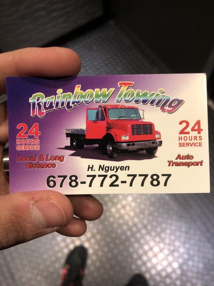 Rainbow Towing: Atlanta, GA