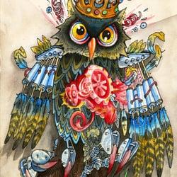 346e64f33b3d3 Tarot Art & Tattoo Gallery - 363 Photos - Tattoo - 17977 Sonoma Hwy ...