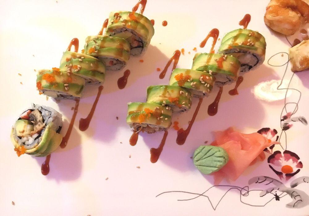 Sake Sushi: 201 Centre Dr, Stephens City, VA