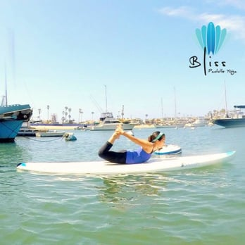 Photo Of Bliss Paddle Yoga Newport Beach Ca United States Thanks For