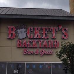 Buckets Backyard Sports Bar & Grill - Bars - Austin, TX - Yelp