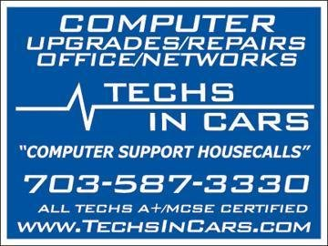Techs In Cars: 2222 Huntington Ave, Alexandria, VA