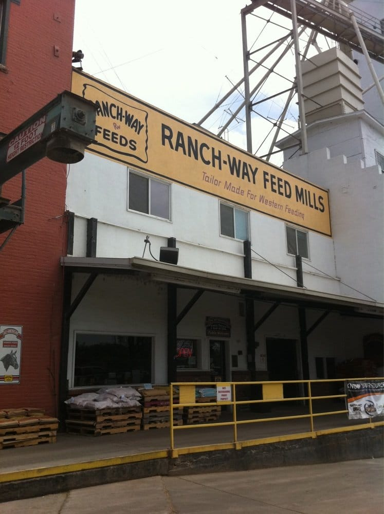 Ranch-Way Feed Mills: PO Box 2026, Fort Collins, CO