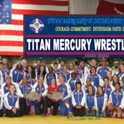 Titan Mercury Wrestling Club - Circoli sportivi - 2701 Huntington ...
