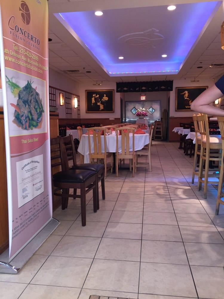 Restaurants Near Yardley Pa