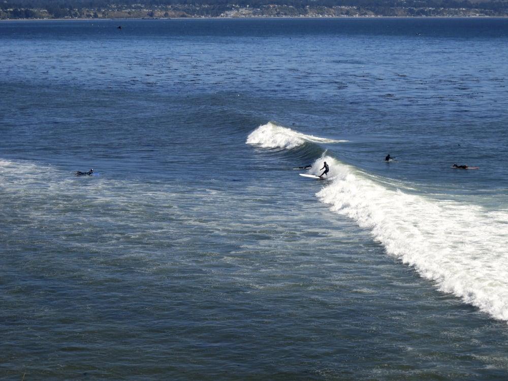 Highline Surf Instruction: Santa Cruz, CA