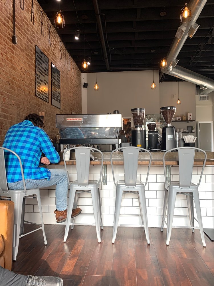 Dark Side Coffee House: 110 W Jackson St, Cicero, IN