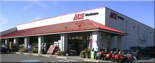 Ace Hardware & Repair Shop: 1720 Q Ave, Anacortes, WA