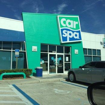 Car Spa Car Wash Jacksonville Fl