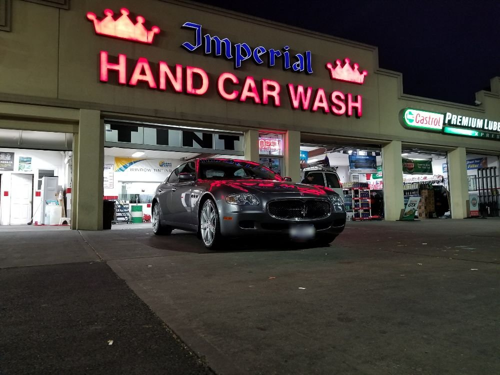 Imperial Hand Car Wash