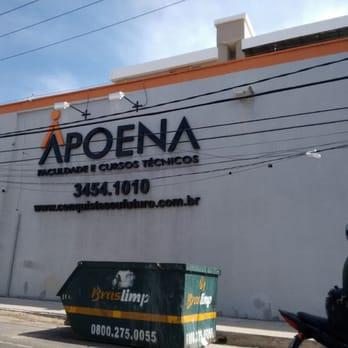 apoena cursos técnicos centros de ensino avenida aguanambi, 710foto de apoena cursos técnicos fortaleza ce, brasil