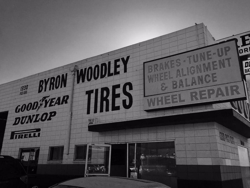 Byron Woodley Tire - 194 Reviews - Tires - 1330 Pico Blvd ...