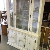 Photo Of Finders Keepers Springfield Mo United States Distressed Hutch