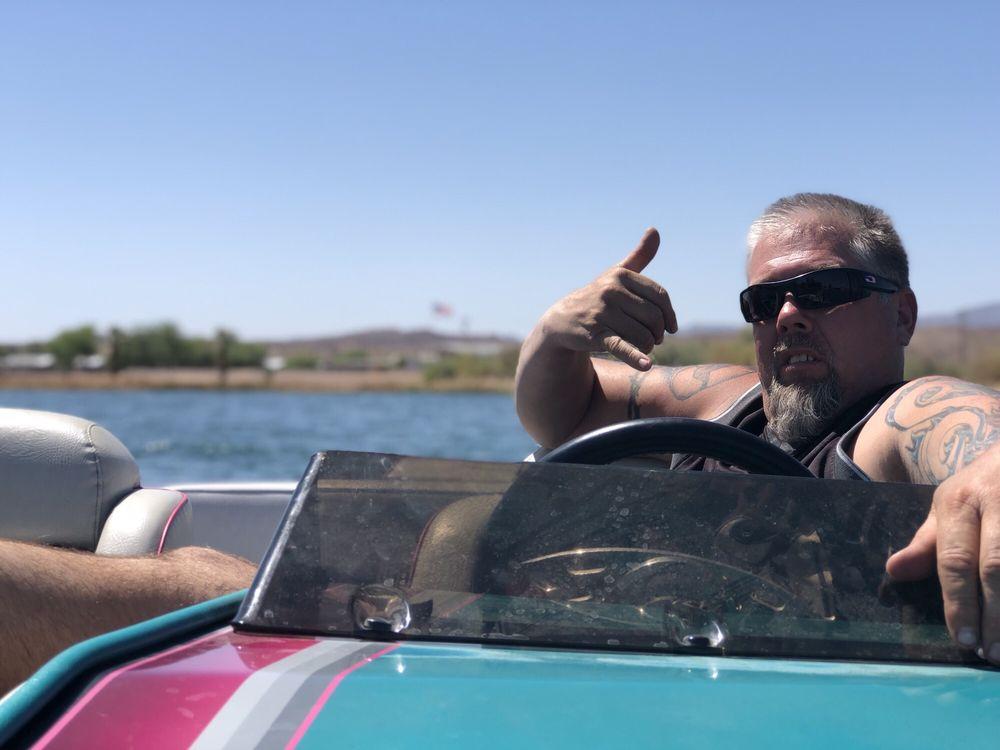 Spanky's R V & Marine: 400 Riverside Dr, Parker, AZ