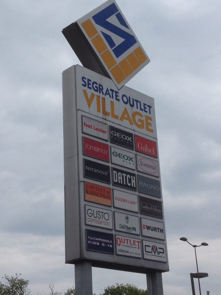 Segrate Outlet Village