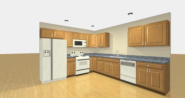 Cabinets Tops Unlimited Inc Interior Design 51620