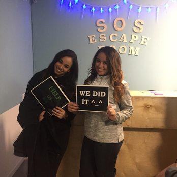 Photo Of SOS Escape Room