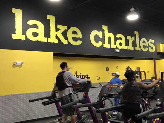 Planet fitness lake charles