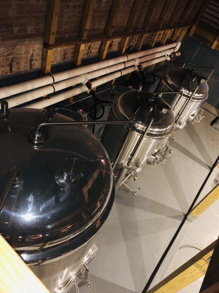Athens Brewing: 101 E Tyler St, Athens, TX