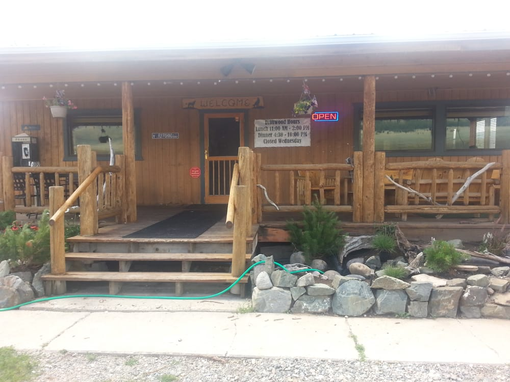 The Driftwood Bar & Bistro: 31 Sagebrush Way, Cameron, MT
