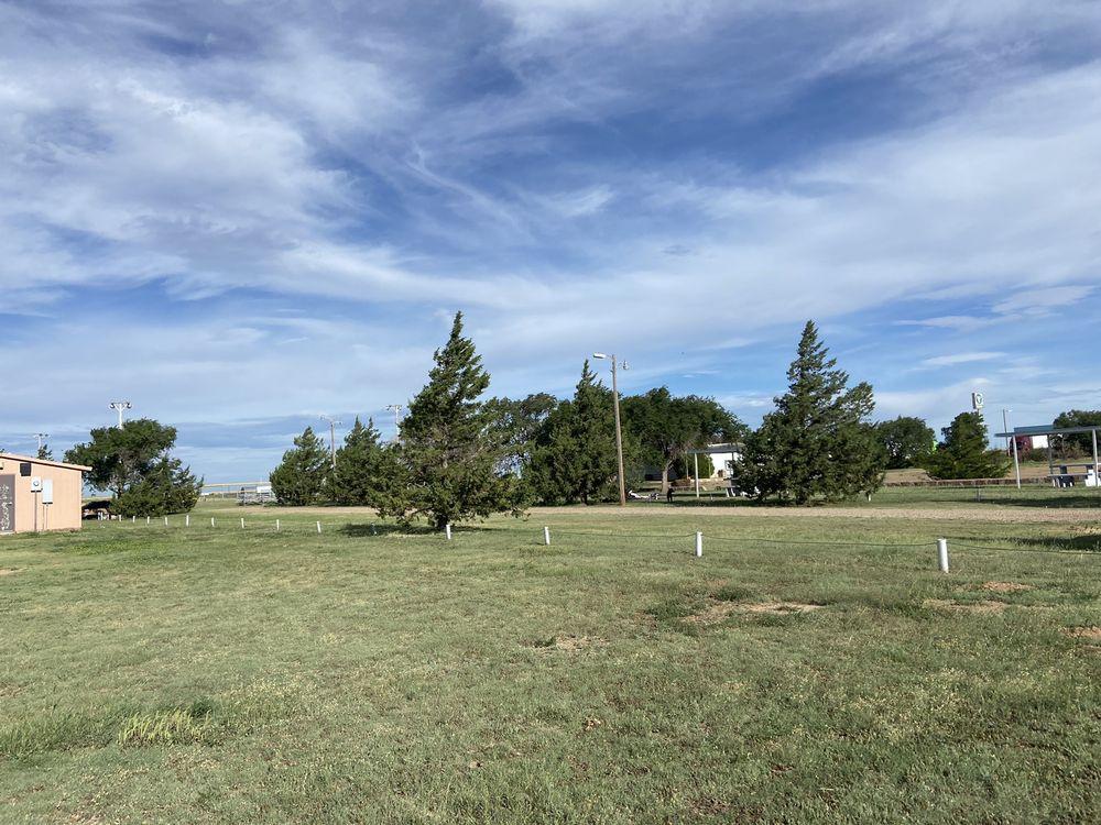 San Jon Park: Oak Ave, San Jon, NM