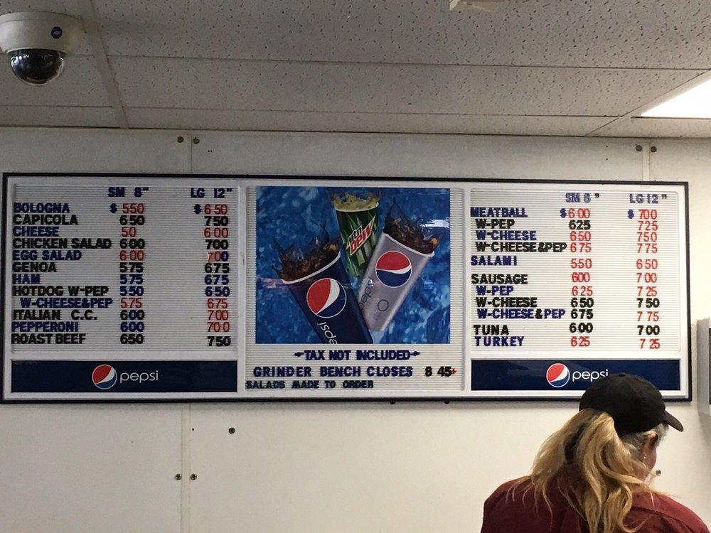 Pete's Grocery: 244 Ashaway Rd, Bradford, RI