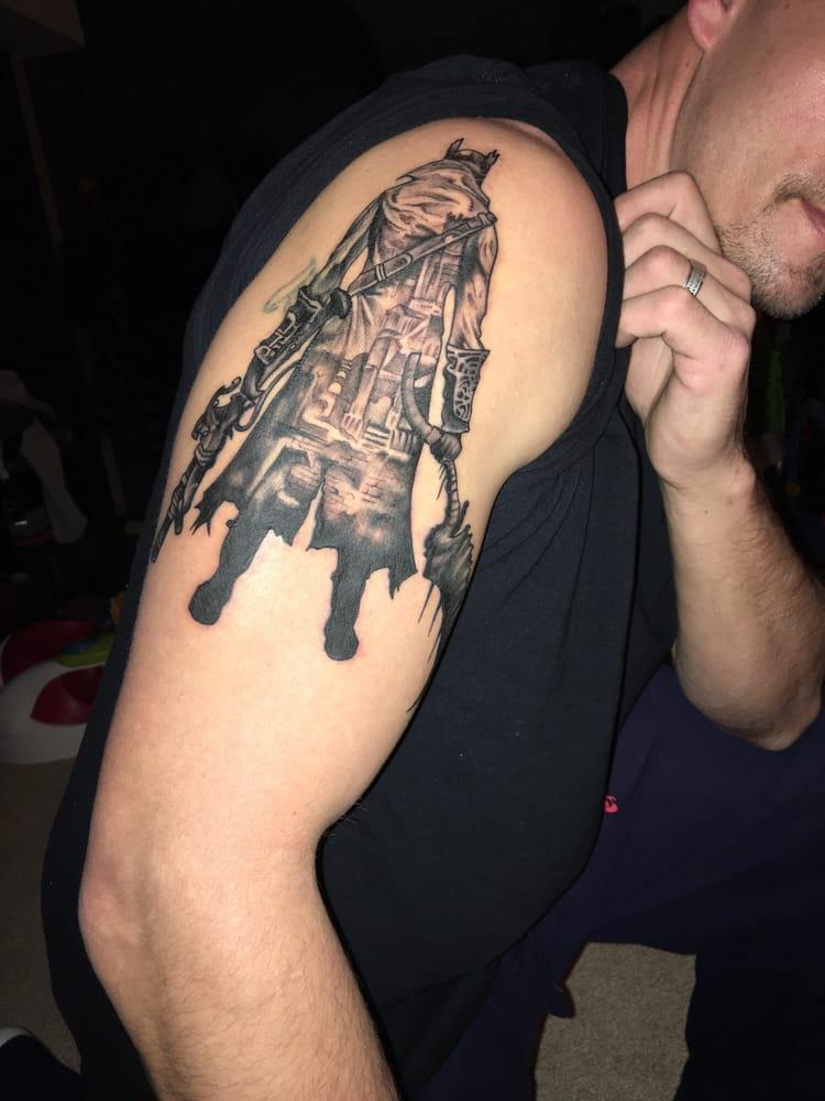 Surefire tattoo