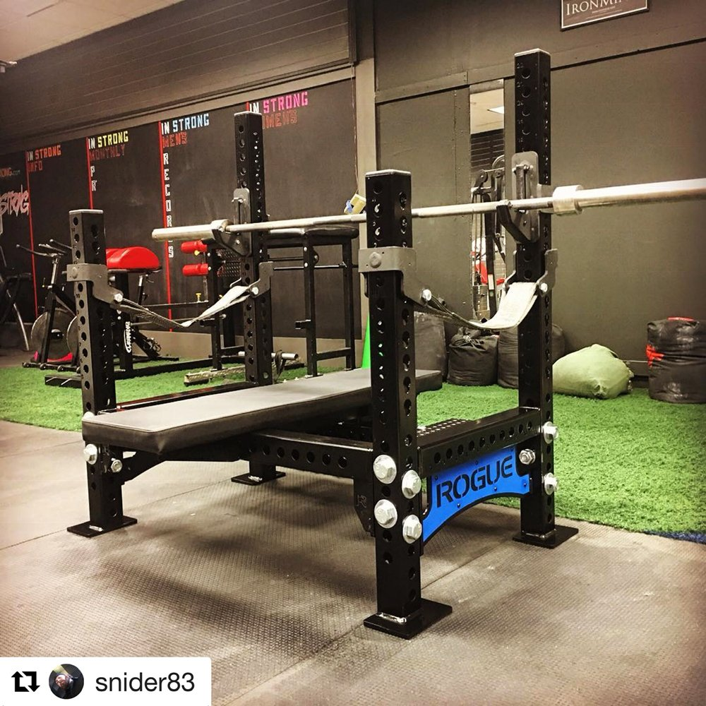 IN Strong Strength Fitness: 2048 North Jefferson St, Huntington, IN