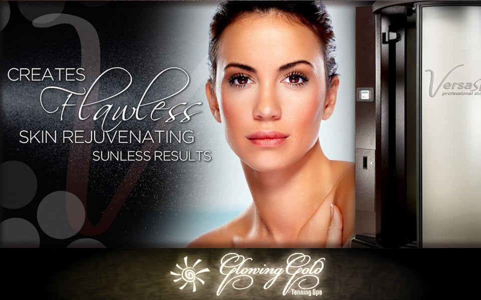 Versa spa sunless spray airbush also available yelp for Acapulco golden tans salon