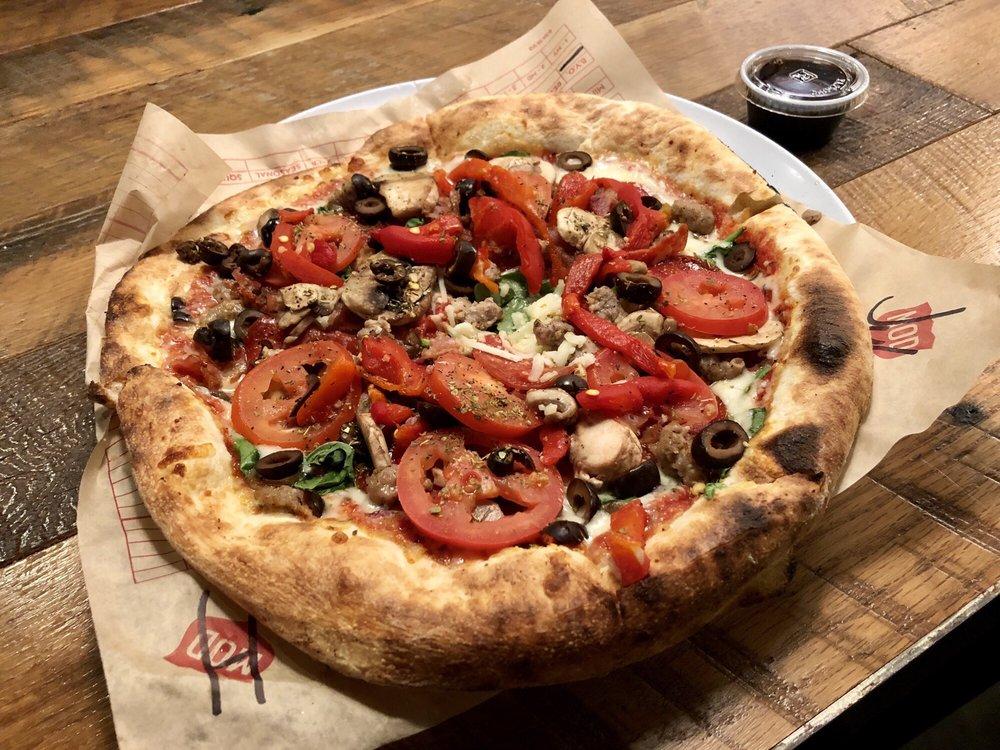 MOD Pizza: 3721 S Moorland Rd, New Berlin, WI