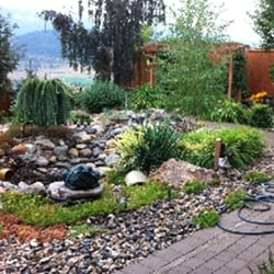 Inland sprinkler landscaping get quote landscaping for Landscaping rocks vernon bc