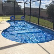 Energy Saving Pump Photo Of Crystal Clear Pools Clermont Fl United States